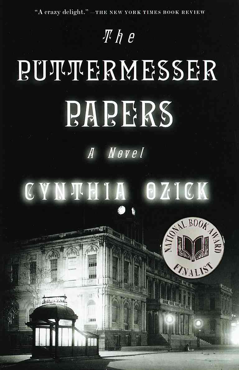 The Puttermesser Papers By Ozick, Cynthia